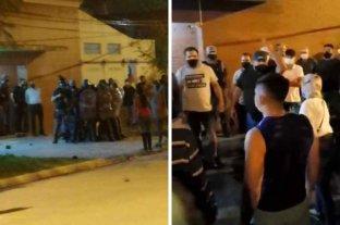 Clorinda: reprimen con balas de goma una protesta en la casa del intendente por la vuelta a fase 1