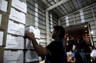 Nación le pagará más de $ 5 mil millones al Correo Argentino para la logística de las elecciones legislativas