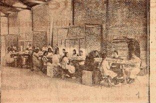 El origen de la industria del fósforo en Santa Fe