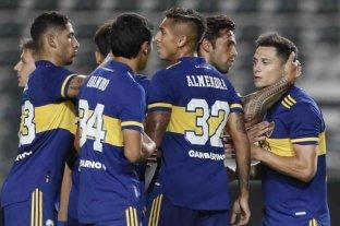 Con suplentes, Boca goleó a Defensores de Belgrano y pasó a octavos de final de Copa Argentina