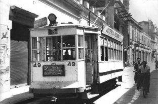 La historia del tranvía eléctrico, el segundo sistema de transporte público de la ciudad