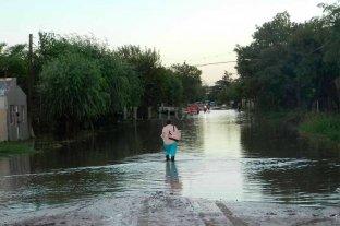 Casi 200 mm en San Javier y su zona rural: hubo anegamientos