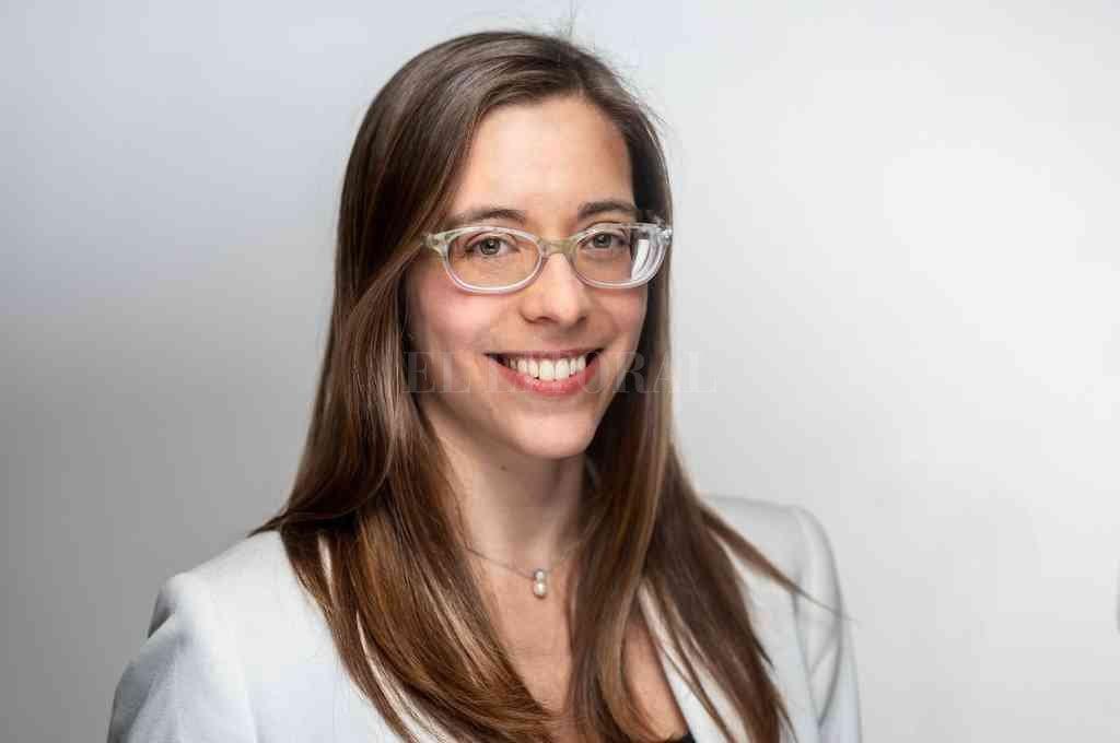 Julieta Zelicovich es especialista en temas de política comercial externa argentina. Crédito: El Litoral