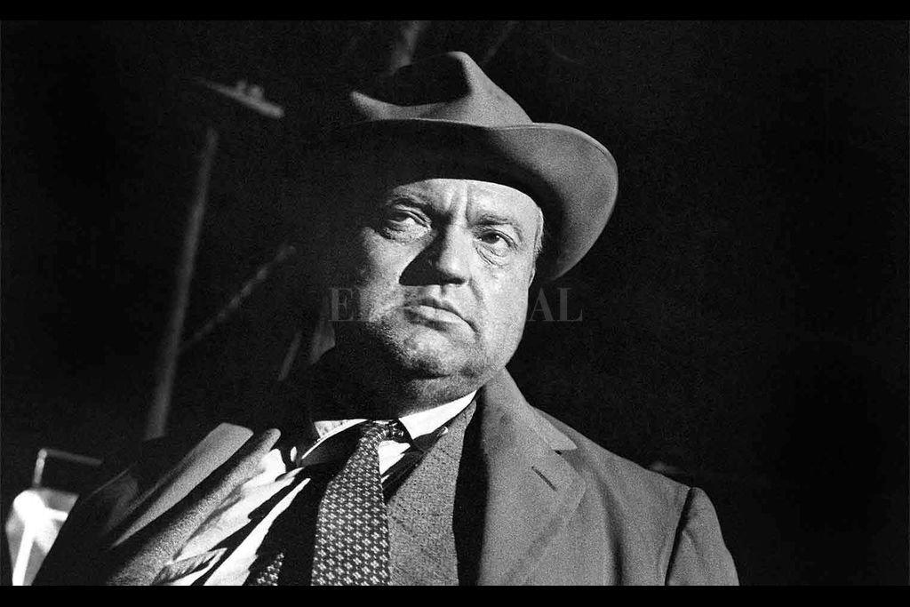 """Orson Welles caracterizado como el corrupto policía Hank Quinlan en """"Sed de mal"""" (1959). Crédito: Universal Pictures"""