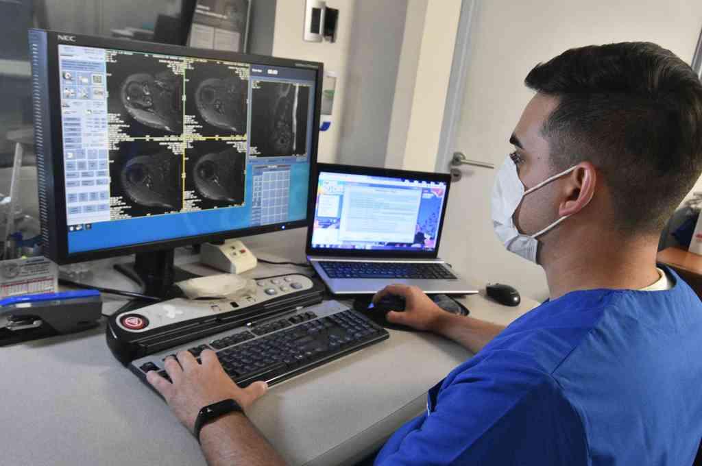 Calidad profesional y tecnológica. Diagnóstico por Imágenes cuenta con especialistas formados y en permanente capacitación y con aparatos de vanguardia. Crédito: Gentileza