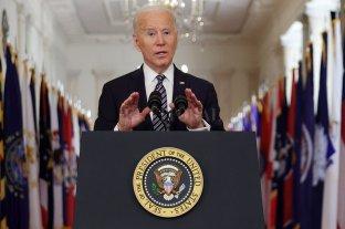 Biden dijo que planea ser candidato a la reelección en 2024