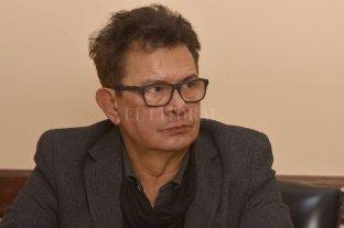 Urruty deja el Enress y pasa al Ministerio de Gobierno