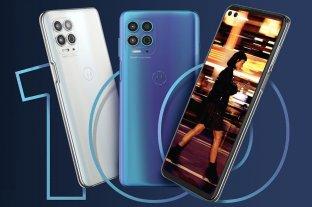Moto G100: el smartphone más potente de la familia emblema de Motorola