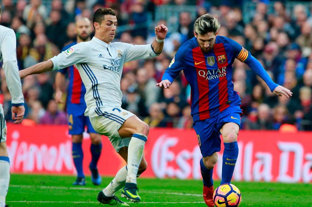 Messi y Cristiano Ronaldo, de los duelos más importantes en los últimos años Crédito: Archivo
