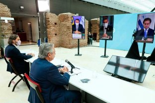 Mercosur: diferencias y cruces entre Fernández y Lacalle Pou