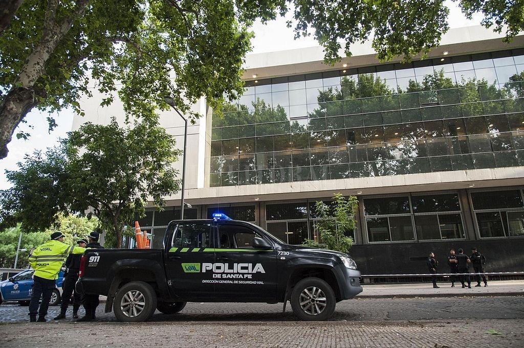 Tribunales rosarinos. Crédito: Archivo El Litoral / Marcelo Manera