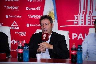 """Kudelka, nuevo DT de Huracán: """"No es una revancha sino un nuevo desafío"""""""