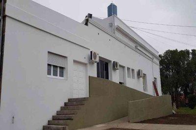 Amplían el acceso al nuevo sector de internación del Hospital Suchón