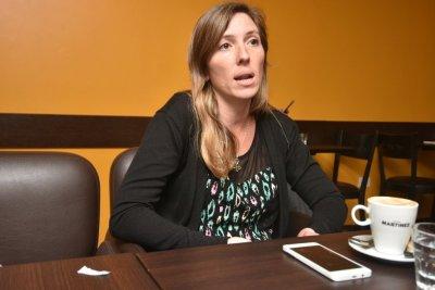 """Natalia Armas Belavi recordó que el Himno Nacional Argentino es """"inmodificable"""""""