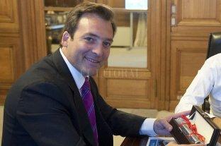 Martín Soria asume este lunes como Ministro de Justicia