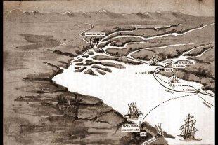Bitácora (las primeras naves) *