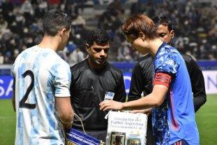 La Sub-23 enfrenta a Japón y cierra su gira previo a Tokio 2020
