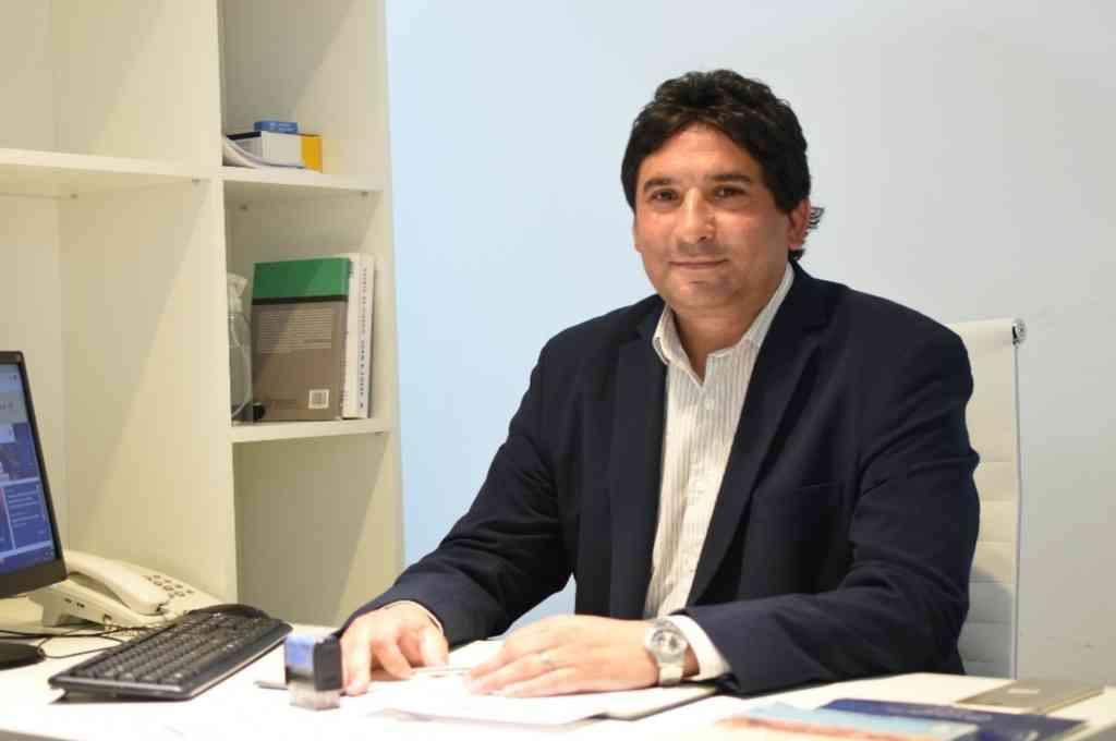 Carlos Clemente, Presidente F.I.D.R. Santa Fe.  Crédito: Gentileza