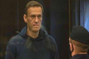 Alexei Navalny denunció que fue amenazado, y podría ser enviado a un calabozo disciplinario