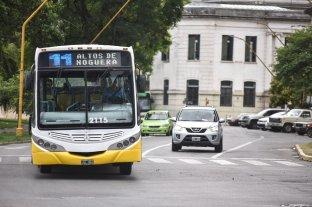 Transporte urbano: las personas con discapacidad sólo deben exhibir el certificado