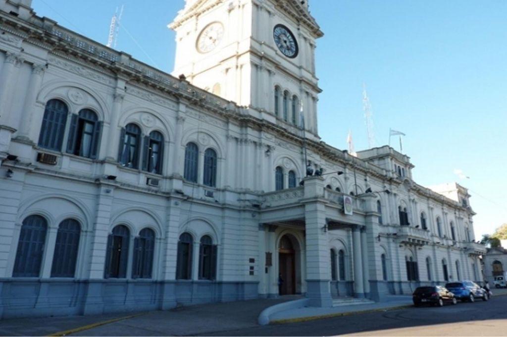 Casa de gobierno de Entre Ríos Crédito: Gentileza
