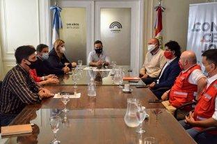 El Concejo Municipal trabajará en conjunto con la Cruz Roja Argentina