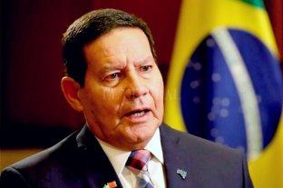El vicepresidente de Brasil descartó la posibilidad de un golpe de Estado tras la crisis militar