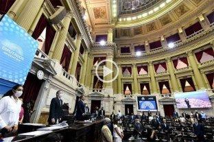 Diputados: se presentó el proyecto de ley Integral para Personas en Situación de Calle