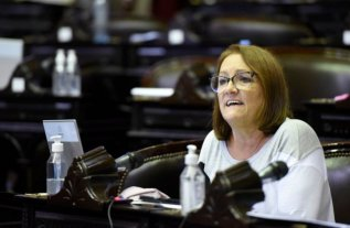 Patricia Mounier presentó un Proyecto de ley para sancionar el Negacionismo del terrorismo de estado
