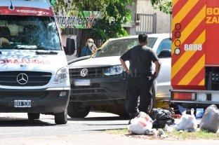 Siniestro fatal en barrio Barranquitas