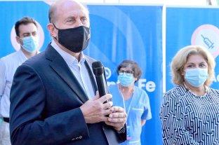 Elecciones: Perotti pide poner el foco en la salud mientras el diálogo político sigue abierto