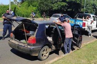 La polícia rescató a una mujer secuestrada en Concordia