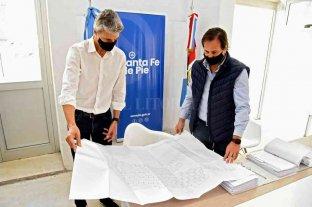 Avanza en la concreción del proyecto BioLagos
