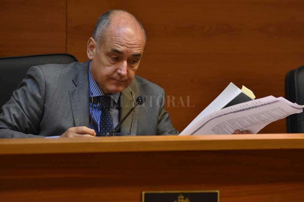 La sentencia fue dicatada este miércoles por el juez Pablo Busaniche. Crédito: Archivo El Litoral / Guillermo Di Salvatore