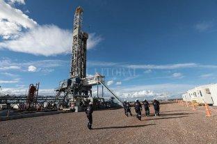 Cae la producción de hidrocarburos