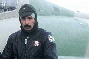 Sueñan repatriar el avión de un héroe de Malvinas