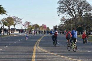 """Reclaman que vuelvan las """"calles  recreativas"""" para disfrutar al aire libre"""