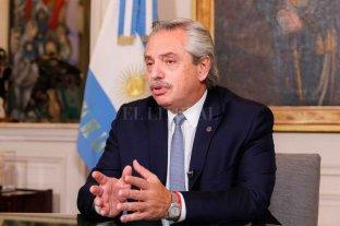Alberto Fernández será dado de alta y retomará este jueves sus actividades