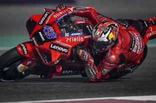 Jack Miller y las Ducati dominaron los ensayos en Qatar