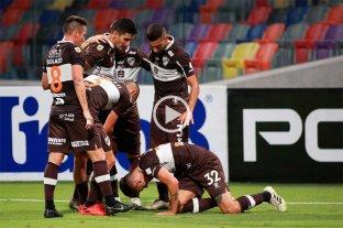 Platense volvió a la victoria en Santiago del Estero
