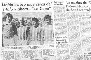 Aquella mentira de que Unión no quería jugar la Libertadores