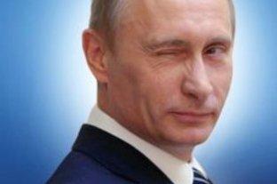 """Vladimir Putin fue elegido como """"el hombre más sexy"""" de Rusia"""