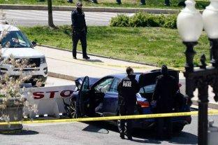 Washington: un ataque contra del Capitolio dejó dos muertos, el agresor y un policía