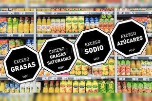 Avanza la iniciativa sobre etiquetado de alimentos en Diputados