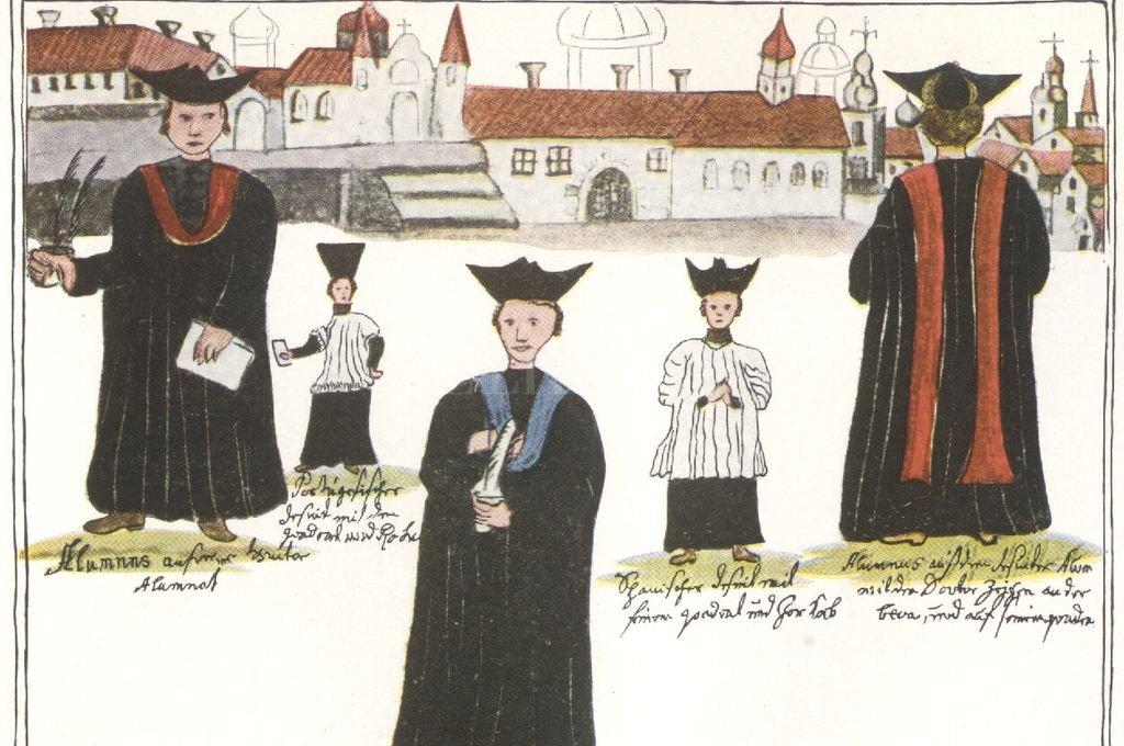 """Ilustración de Florian Paucke en """"Hacia allá y para acá. Una estadía entre los indios Mocovies"""". Crédito: Archivo El Litoral"""