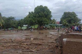Las inundaciones en Indonesia causaron 44 muertes