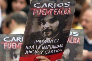 Trotta recordó a Fuentealba a 14 años de su asesinato