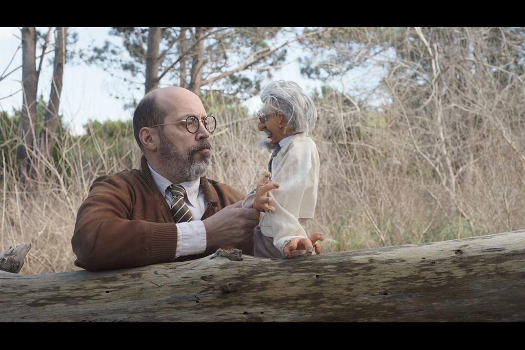 Pompeyo Audivert como Trotsky. Crédito: Proton, Puente Films, Zebra Films, Anita Remón