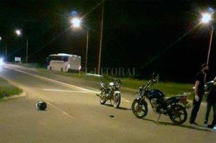 Accidente fatal en  Humberto Primo