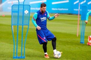 Barcelona, con Messi de titular, buscará ponerse un punto del Atlético Madrid